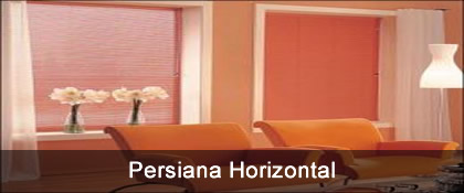 persiana horizontal